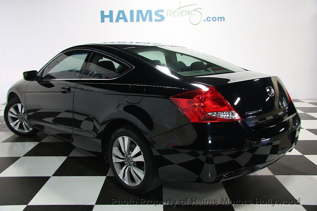 2011 Used Honda Accord Coupe 2dr I4 Automatic Lx S At Haims Motors Serving Fort Lauderdale