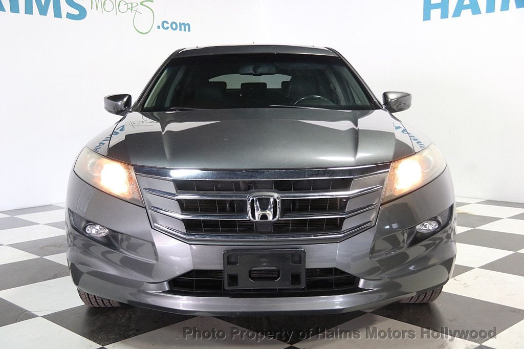 2011 Used Honda Accord Crosstour 2wd 5dr Ex L At Haims