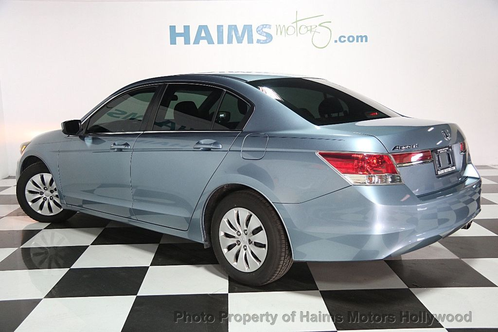2011 Used Honda Accord Sedan 4dr I4 Automatic Lx At Haims