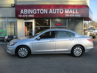 2011 Honda Accord Sedan 4dr I4 Automatic LX