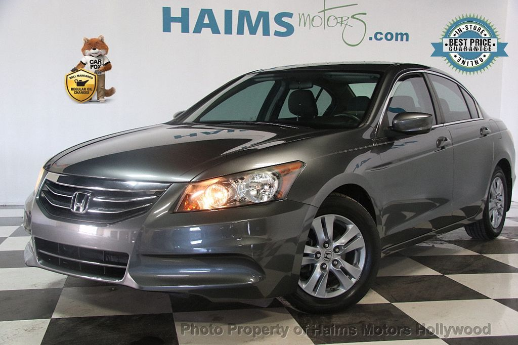 2011 Used Honda Accord Sedan 4dr I4 Automatic Lx P At
