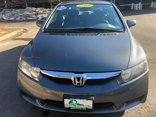 2011 Honda Civic Sedan 4dr Automatic LX - Click to see full-size photo viewer