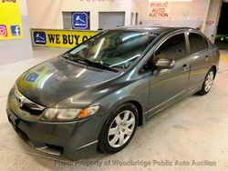 2011 Honda Civic Sedan - 19XFA1F58BE014366
