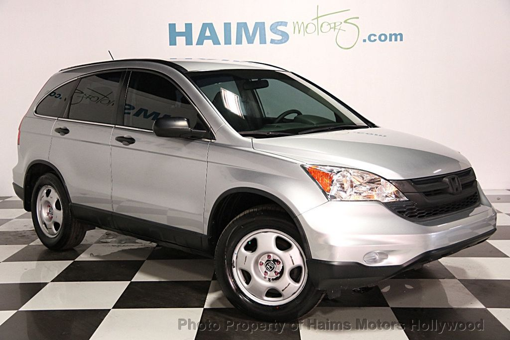 2011 Used Honda Cr V 2wd 5dr Lx At Haims Motors Ft Lauderdale Serving Lauderdale Lakes Fl Iid