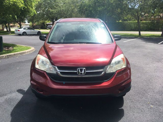 2011 Honda CR-V 2WD 5dr SE - Click to see full-size photo viewer