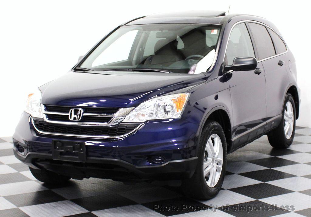 2011 Honda CR V CERTIFIED CR V EX 4WD SUV   15293733   13