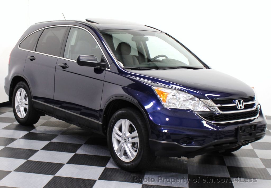 2011 used honda cr v certified cr v ex 4wd suv at for Honda used certified