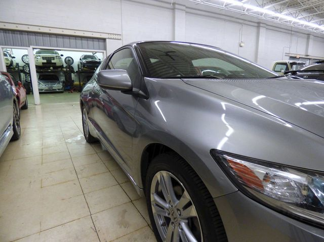 2011 Honda CR-Z 3dr CVT EX - Click to see full-size photo viewer