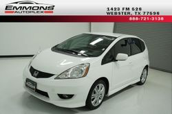 2011 Honda Fit - JHMGE8H50BS006577