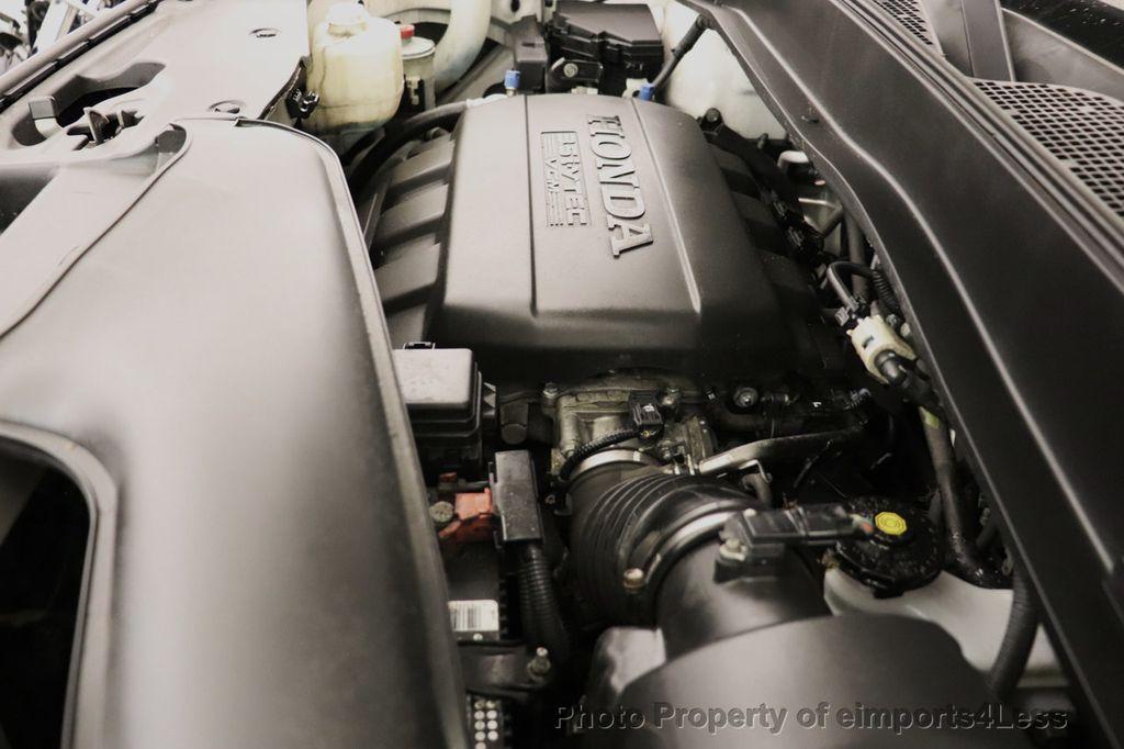 2011 Honda Pilot CERTIFIED PILOT EX L 4WD 8 PASSENGER - 18499854 - 11