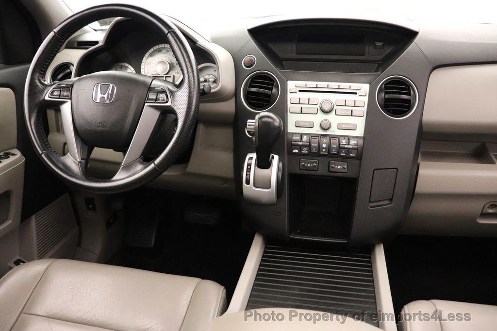 2011 Honda Pilot CERTIFIED PILOT EX L 4WD 8 PASSENGER - 18499854 - 23