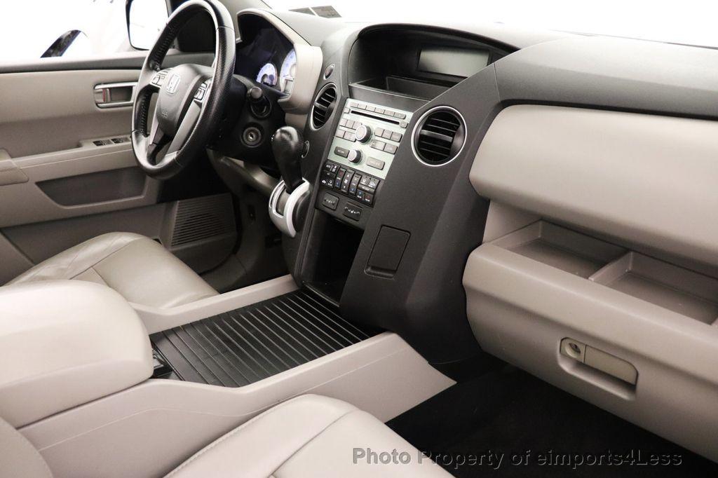 2011 Honda Pilot CERTIFIED PILOT EX L 4WD 8 PASSENGER - 18499854 - 24