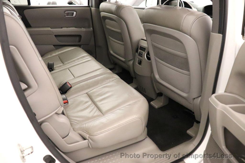 2011 Honda Pilot CERTIFIED PILOT EX L 4WD 8 PASSENGER - 18499854 - 26