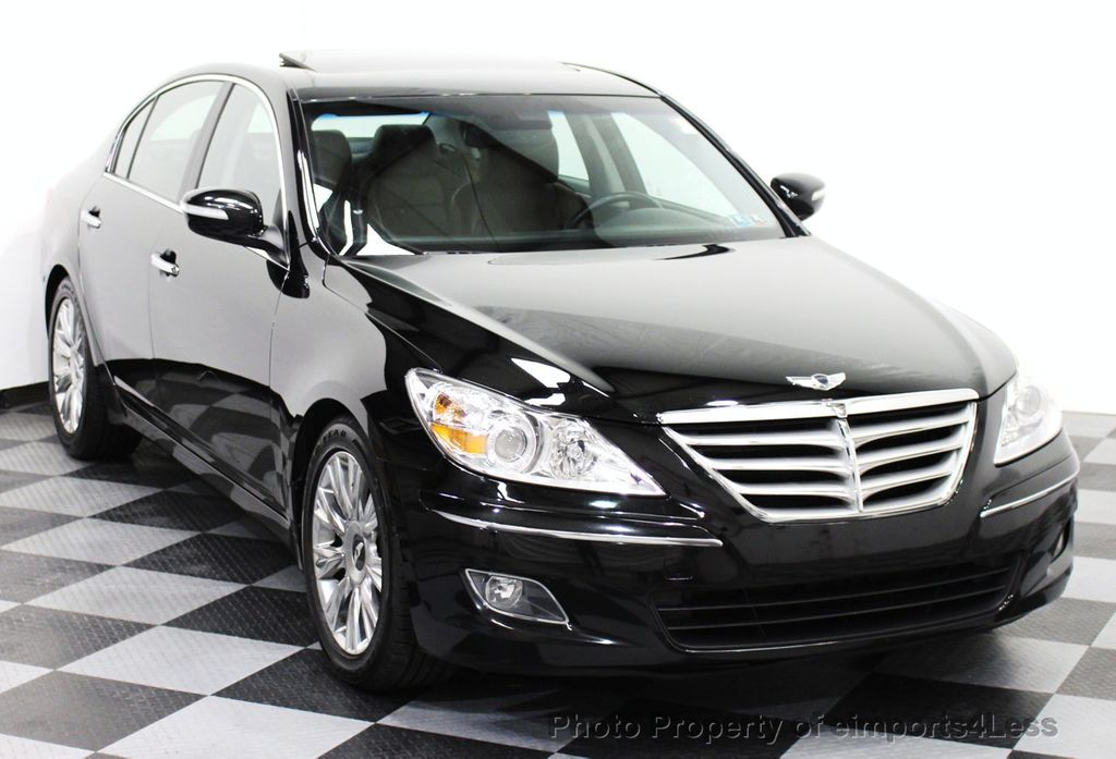 2011 Used Hyundai Genesis 4dr Sedan V6 At Eimports4less