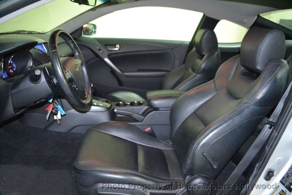 2011 Used Hyundai Genesis Coupe 2 0t At Haims Motors Ft Lauderdale Serving Lauderdale Lakes Fl