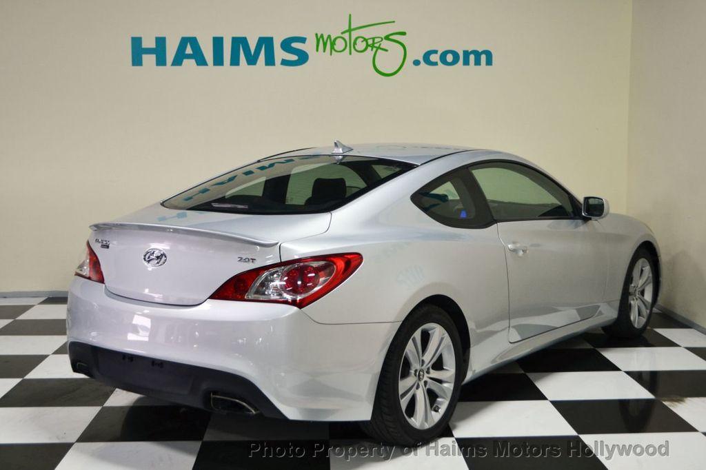 Used Hyundai Genesis Miami >> 2011 Used Hyundai Genesis Coupe 2.0T at Haims Motors Serving Fort Lauderdale, Hollywood, Miami ...