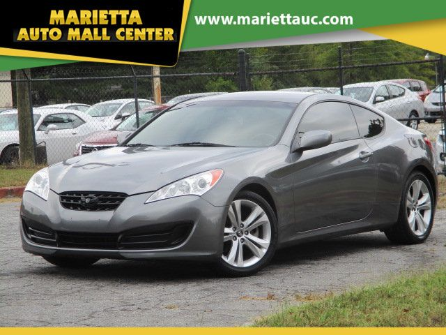 2011 Hyundai Genesis Coupe 2dr 2.0T Automatic