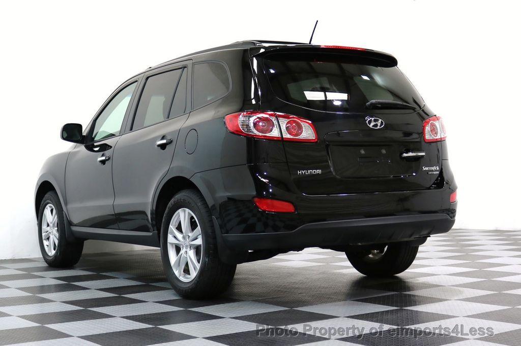 2011 Hyundai Santa Fe SANTA FE V6 AWD LIMITED  - 17570175 - 14
