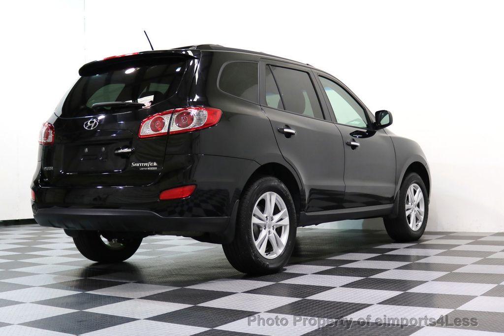 2011 Hyundai Santa Fe SANTA FE V6 AWD LIMITED  - 17570175 - 16
