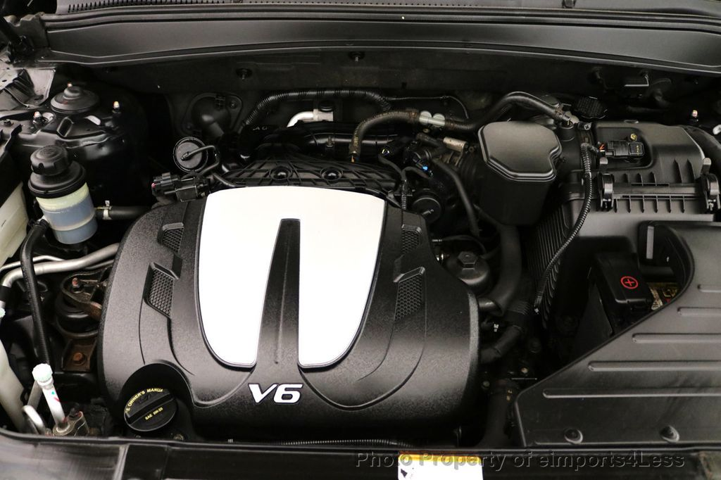 2011 Hyundai Santa Fe SANTA FE V6 AWD LIMITED  - 17570175 - 19