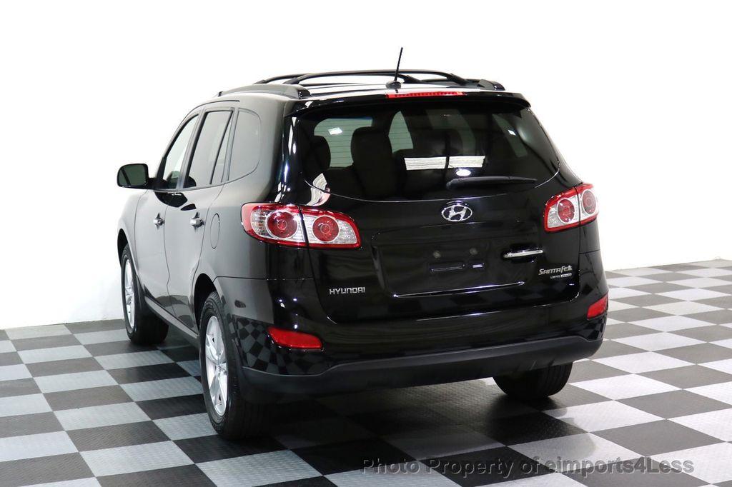 2011 Hyundai Santa Fe SANTA FE V6 AWD LIMITED  - 17570175 - 28