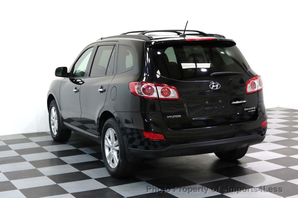 2011 Hyundai Santa Fe SANTA FE V6 AWD LIMITED  - 17570175 - 2
