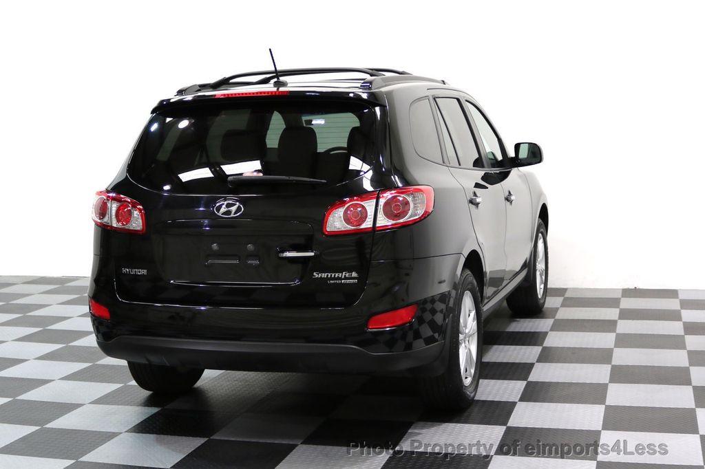 2011 Hyundai Santa Fe SANTA FE V6 AWD LIMITED  - 17570175 - 30