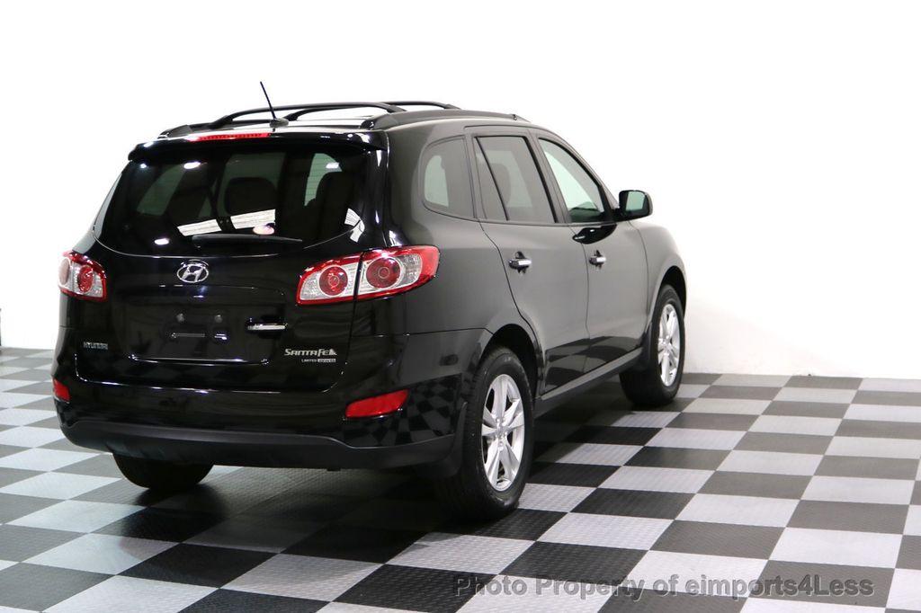 2011 Hyundai Santa Fe SANTA FE V6 AWD LIMITED  - 17570175 - 3