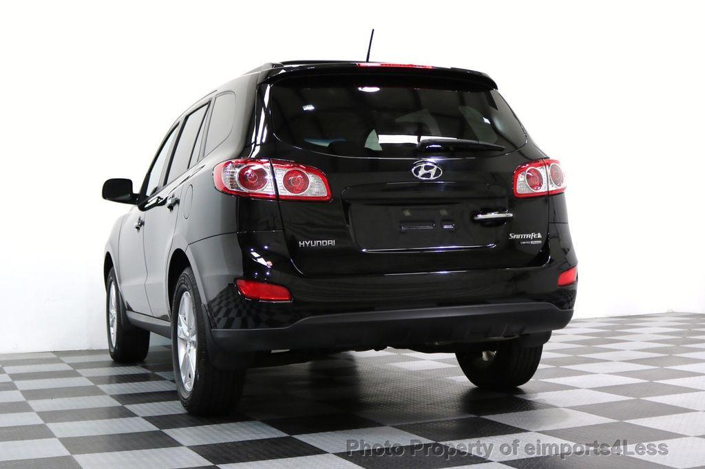2011 Hyundai Santa Fe SANTA FE V6 AWD LIMITED  - 17570175 - 44