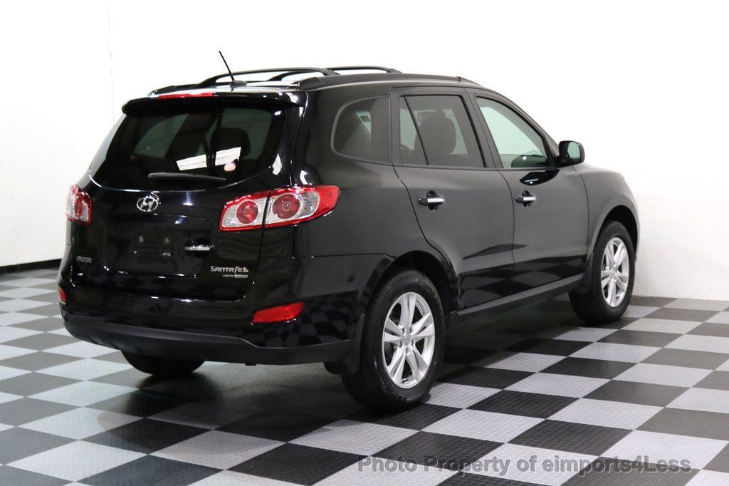 2011 Hyundai Santa Fe SANTA FE V6 AWD LIMITED  - 17570175 - 45