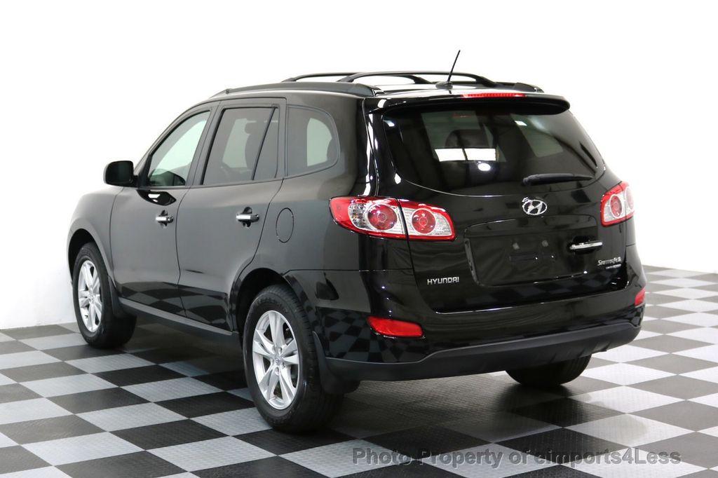 2011 Hyundai Santa Fe SANTA FE V6 AWD LIMITED  - 17570175 - 52
