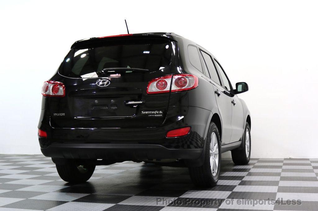 2011 Hyundai Santa Fe SANTA FE V6 AWD LIMITED  - 17570175 - 53