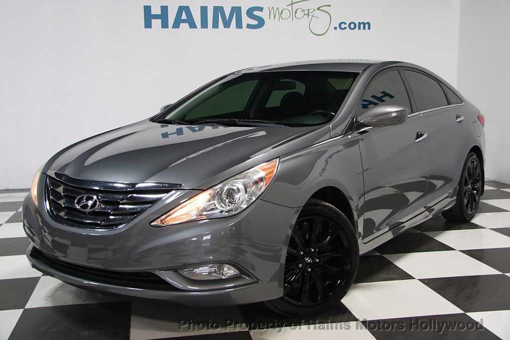2011 used hyundai sonata 4dr sedan 2 4l automatic gls at haims motors serving fort lauderdale. Black Bedroom Furniture Sets. Home Design Ideas