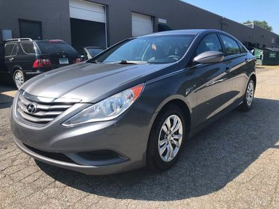 2011 Hyundai Sonata 4dr Sedan 2.4L Automatic GLS - Click to see full-size photo viewer