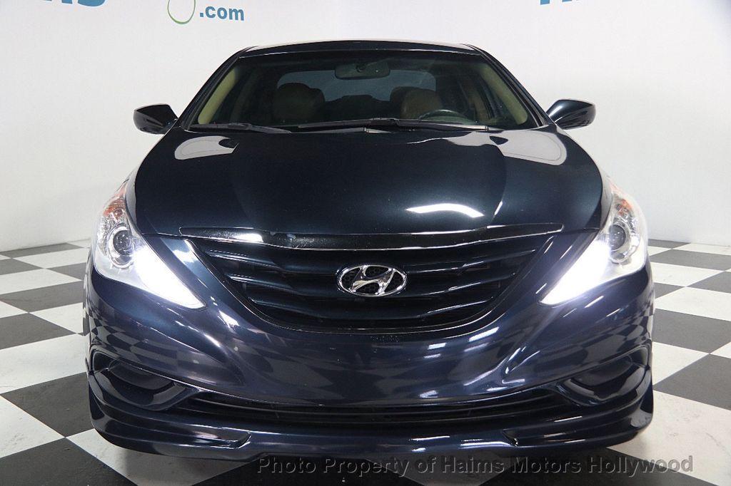 2011 Used Hyundai Sonata Gls At Haims Motors Serving Fort Lauderdale Hollywood Miami Fl Iid
