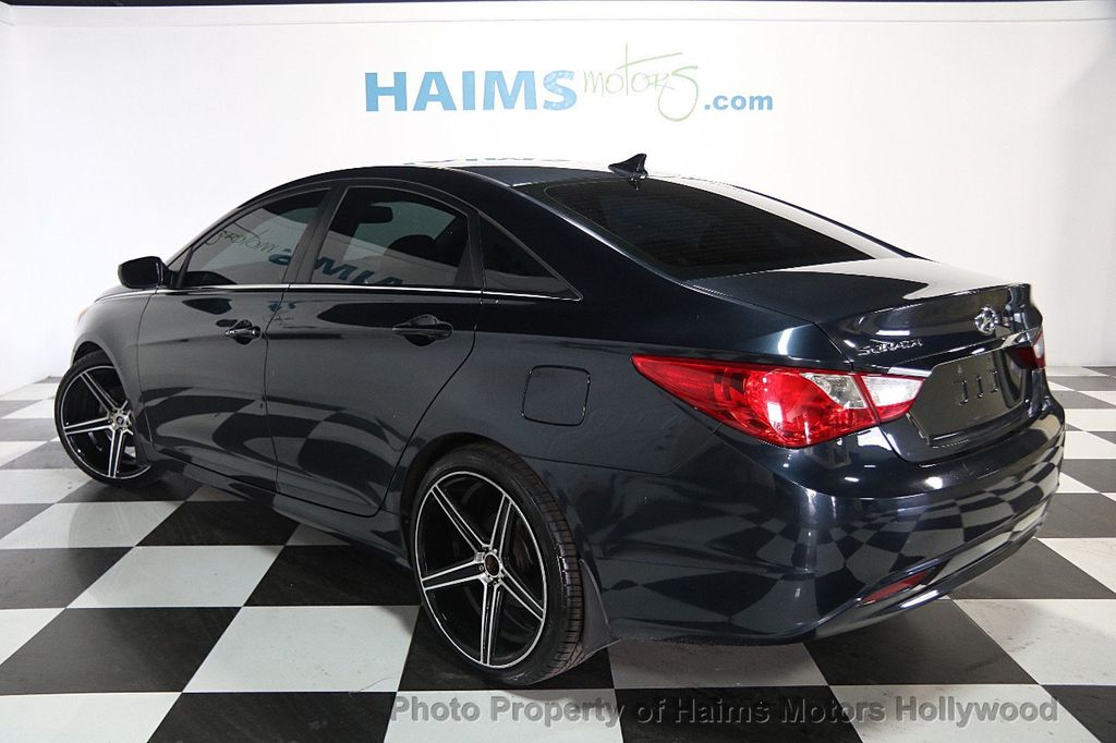 2011 Used Hyundai Sonata Gls At Haims Motors Hollywood