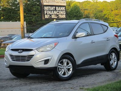 2011 Hyundai Tucson FWD 4dr Automatic GLS - Click to see full-size photo viewer