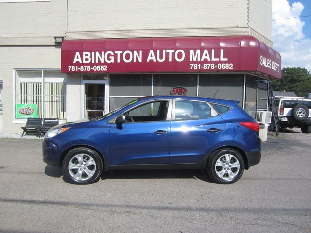 2011 Hyundai Tucson FWD 4dr Automatic Limited *Ltd Avail*
