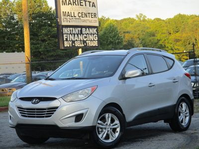 2011 Hyundai Tucson GLS - Click to see full-size photo viewer