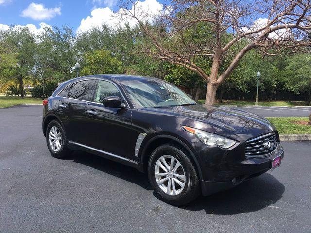 2011 INFINITI FX35 AWD 4dr - Click to see full-size photo viewer