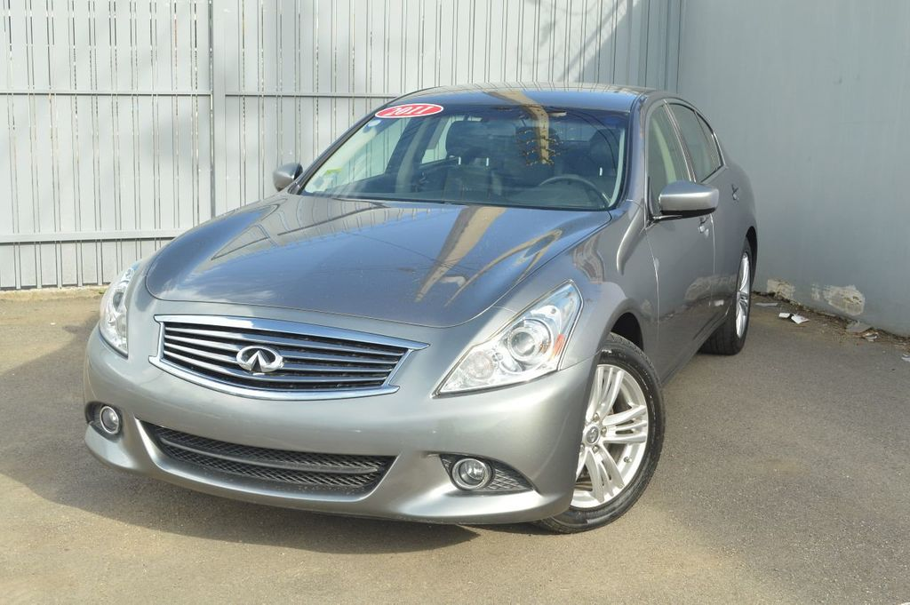Dealer Video - 2011 INFINITI G25 Base - 17838381