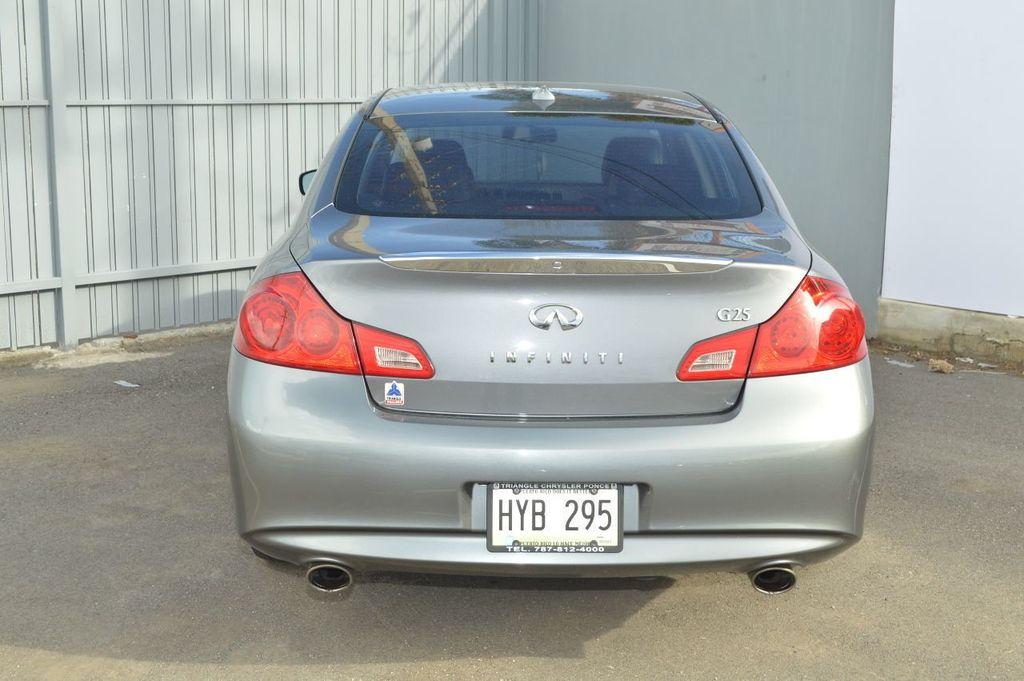 2011 INFINITI G25 Base - 17838381 - 5
