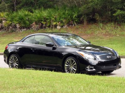 2011 INFINITI G37 Convertible 2dr - Click to see full-size photo viewer