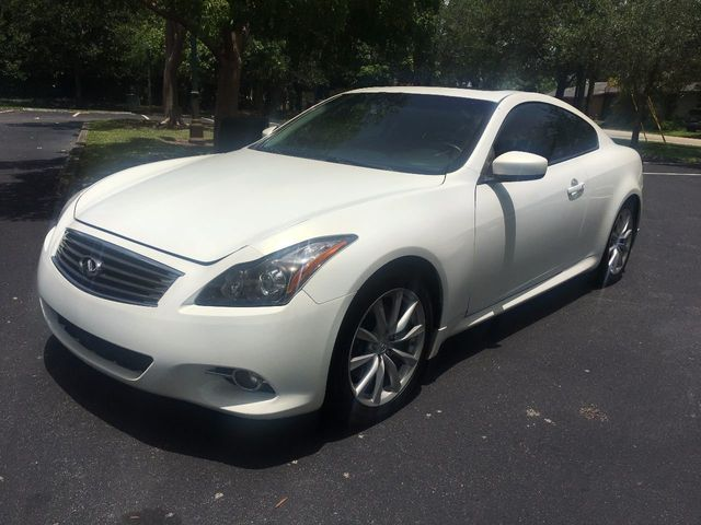2011 Used Infiniti G37 Coupe 2dr Journey Rwd At A Luxury Autos