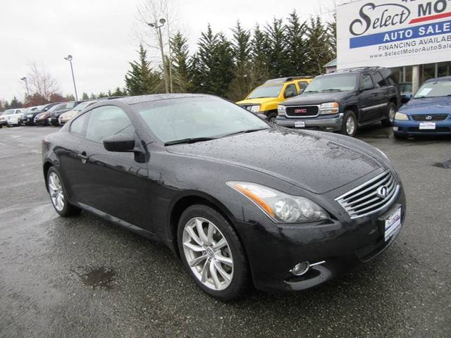 G37 Coupe For Sale >> 2011 Infiniti G37 Coupe 2dr X Awd Coupe For Sale Lynnwood Wa 16 988 Motorcar Com