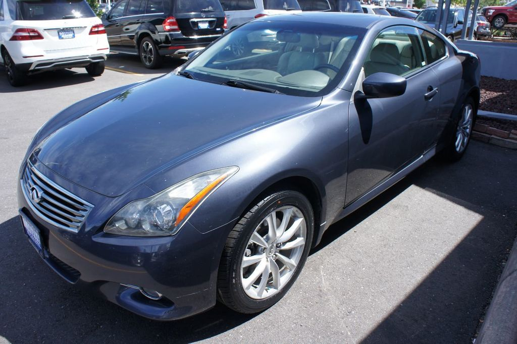 2011 Used Infiniti G37 Coupe Awd At Maaliki Motors Serving Aurora
