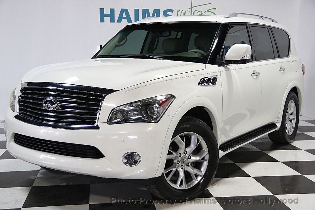 2011 Used INFINITI QX56 2WD 4dr 7passenger at Haims Motors