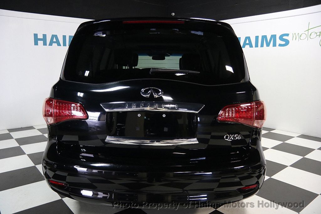 2011 Infiniti Qx56 4wd Cars Trucks By Dealer Autos Post