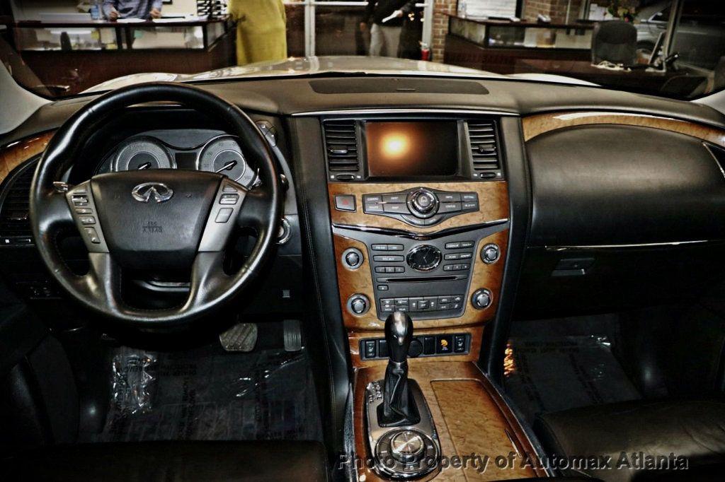 Atlanta Used Cars Lilburn >> 2011 Used INFINITI QX56 NAVIGATION AND BACK UP CAMERA at Automax Atlanta Serving Lilburn, GA ...