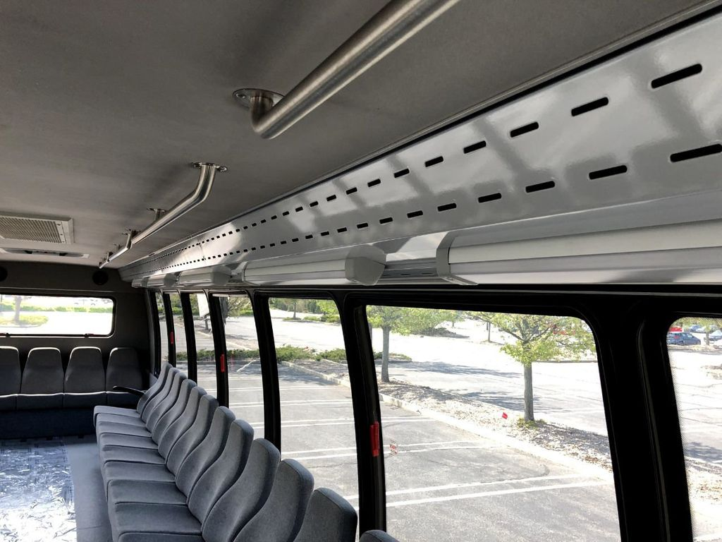 2011 International Krystal 36 Seat Shuttle Bus For Sale For Senior Tour Charters Student Church Hotel Transport - 18853704 - 23